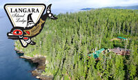 Langara Island Lodge is looking for Dishwashers/Stewards