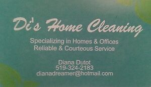 Diana's House Sitting Service