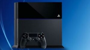Sony Playstation 4 Consoles + 2 Games!
