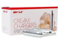 Cream Chargers **£10 PER BOX 24** Food use only !! SHOREDITCH ,CAMDEN & EST LDN