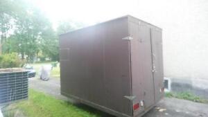 remorque utilitaire a vendre - trailer for sale