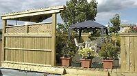 Entretien ,Réparation de patio et clôture en bois traité