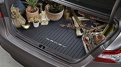 OEM TOYOTA CAMRY ALL WEATHER TRUNK CARGO TRAY MAT PT908-03185-02 FITS 2018-2019