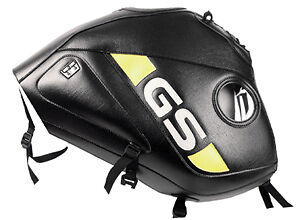 BAGSTER TANK COVER BMW R1150GS ADVENTURE 01-06 BLACK/YELLOW BAGLUX COVER 1450B
