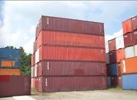 20' - 40' SEA STORAGE / SHIPPING CONTAINERS FOR SALE