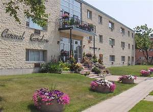 2 Bedroom completely renovated on St. Anne's July, Aug, Sept