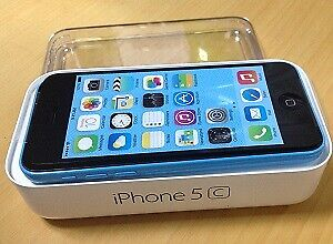 AMAZING DEAL! iPhone 5C Blue 16Gb, Like New in Box Unlocked