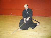 Martial arts - Japanese Swordsmanship