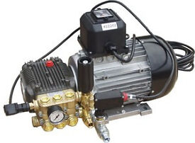 New Industrial Motor And Pump Pressure/Power Washer Units Single Phase 240V Or Three Phase 415V