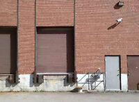 WAREHOUSE FOR LEASE-AUTO DETAILING, SHIPPING, COMMUNITY CENTRES
