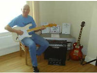 Affordable Professional Guitar lessons / tuition/ Great Christmas present !