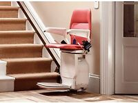 STAIRLIFTS INSTALLED FROM £400, ALL MAKES SERVICED & REPAIRED (NO CALL OUT FEE)