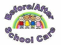 Before & After School, P. A. Day and summer care