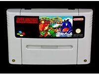 WANTED: Super Mario World 2 Yoshi's Island Super Nintendo SNES