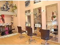 Salon chair to rent to self employed hair stylists/barbers/beauty therapists