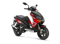 Benelli Scooters (Pair 2 Scooters) (60 km's on Each Scooter) 49c