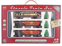 Classic Train Set - 20 PCS. - Battery Operated - NEW