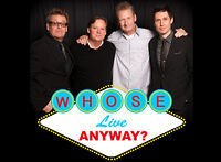 Whose Live Anyway - Front Row