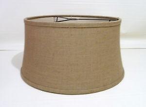 Drum lamp shade ebay pottery barn lamp shades aloadofball Choice Image
