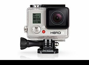 Gopro hero3 edition silver comme neuve !