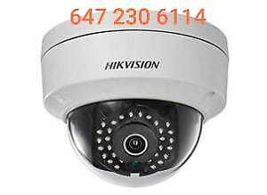 Security alarms and cctv cameras