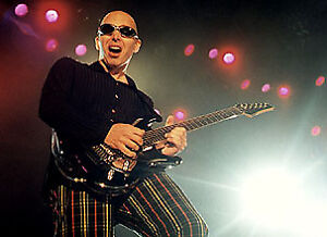 JOE SATRIANI x1 x2 x3 x4 ~ FRIDAY MAY 25th 8:00pm ~ METROPOLIS