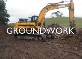 Groundworkers Needed Kent,surrey,essex,london
