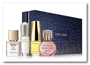 Estee Lauder Fragrance Treasures Collection Gift Set