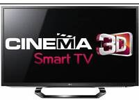 "LG 47"" 3D LED SMART TV"
