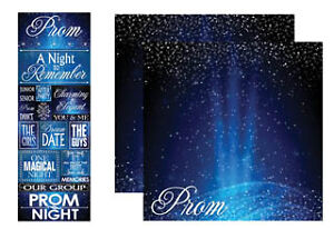 Reminisce PROM Stickers & Papers Kit / Lot Scrapbooking Released 2013