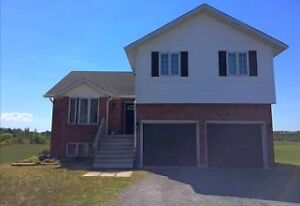 Great country living only 15 minutes from Peterborough!