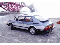 SAAB 900 Turbo Deluxe - 2 litre DOHC 16V. Very Rare Example. Only 148k miles. Full years MOT.
