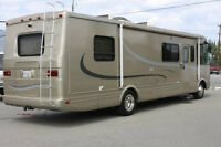 Rent this 33' Gas Motor Home from Solomon RV $1,250/week