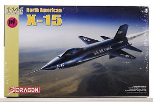 DRAGON === North American X-15 === 1:144 Scale 4631