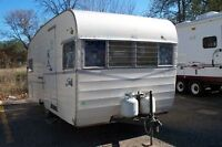Do you have a Vintage Camper just laying around?