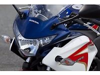 Honda CBR 250 R ABS may px Lexmoto Sinnis 125