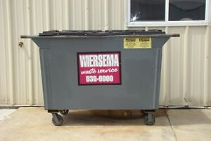 Waste Dumpster Manufacturing