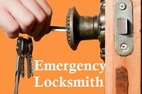 Locksmith: 15 minute response time in the GTA 647-870-7778