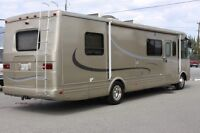 Rent this 33' Gas Motor Home for $1,200 per week