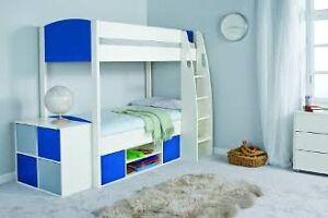 Kids King Single Bunk Bed Parkinson Brisbane South West Preview