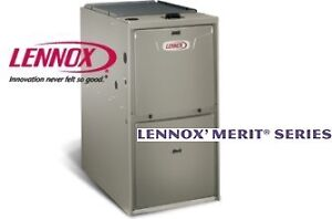 High efficiency Lennox furnace.... Nothing but the best Kitchener / Waterloo Kitchener Area image 2