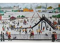 Exact copy of a lowry by kim