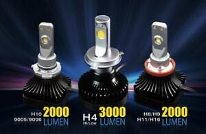Edmonton Super Bright HID and LED CN Lights (1 year Warranty)