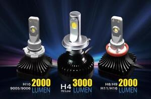 Edmonton Super Bright HID and LED CN Lights(1 year Warranty)
