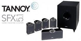 Tannoy sfx 5.1 home cinema system
