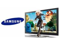 "Samsung 50"" inch Full HD 1080p 3D Ultra Slim TV with Freeview HD + USB + Allshare + BBC iPlayer"