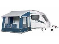 DOREMA Caravan Porch Awning. RRP £499