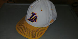 Lakers basball hat