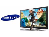 """Samsung 50"""" inch Full HD 1080p 3D Ultra Slim TV with Freeview HD + USB + Allshare + BBC iPlayer"""