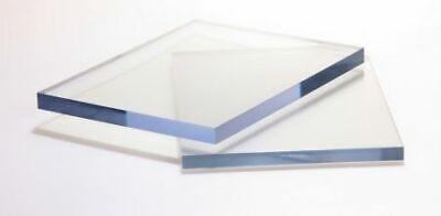 Polycarbonate Lexan Clear Plastic Sheet 14 Thick X 9 X 9